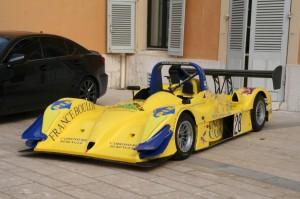 Norma M20 avec moteur Honda 2 L